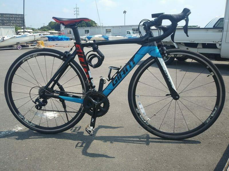 ジャイアント ロードバイク PROPEL SLR2