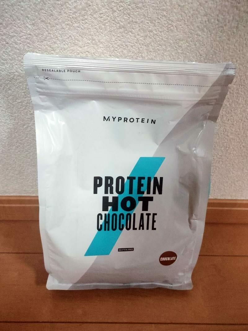 マイプロテイン ホットチョコレート